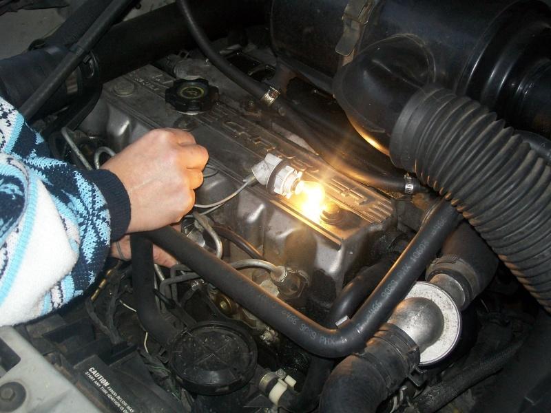 Comment controler si vos bougies de prechauffage est bien for Comment utiliser essence f