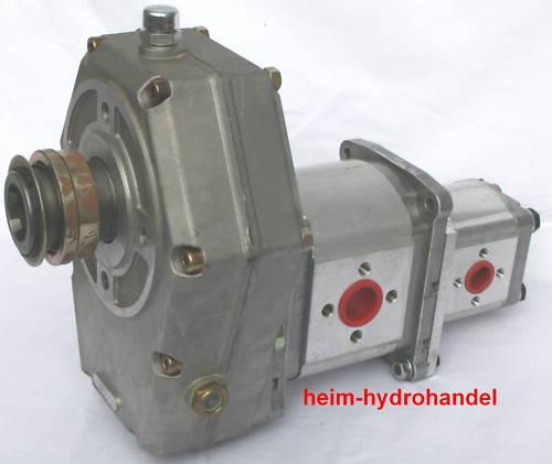 Pompe hydraulique pour prise de force