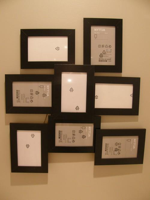 cadre multivues fait maison 10 id e cadeau. Black Bedroom Furniture Sets. Home Design Ideas