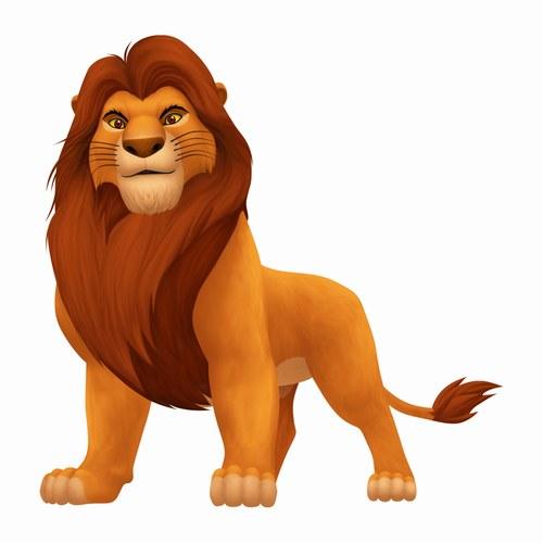 Le roi lion - Patte de lion ...
