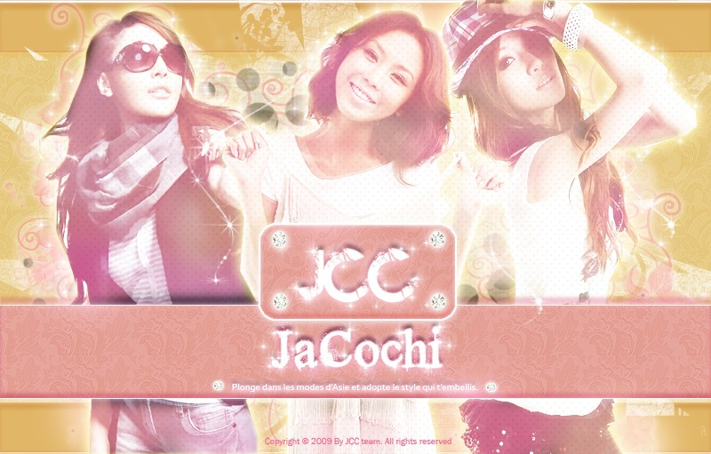 ✿ JaCoChi ◆ alias ◆ JCC ✿