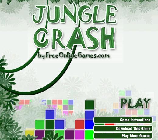 Hra Džungla