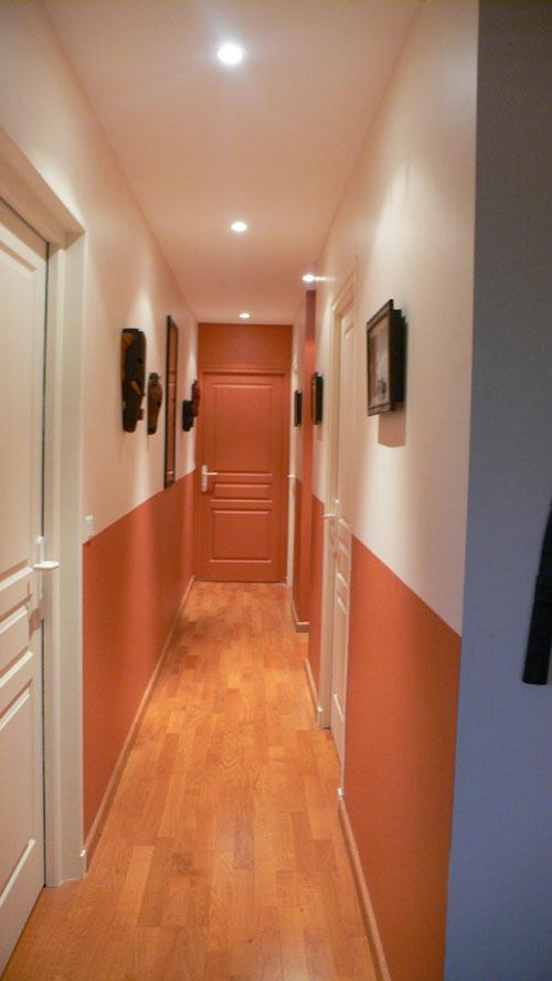Peinture Couloir Moderne. Gallery Of Enchanteur Dco Couloir Gris ...