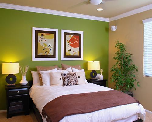 besoin de vos ides pour faire les chambres - Vert Chambre Feng Shui