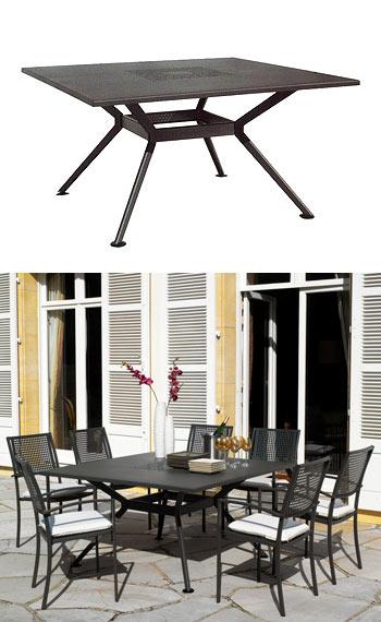 quel mobilier de jardin sur une terrasse bois. Black Bedroom Furniture Sets. Home Design Ideas