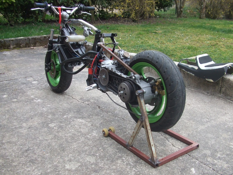 Proto drag team ii full high end for run for Monteur de stand
