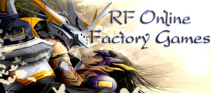 RF Factory Games
