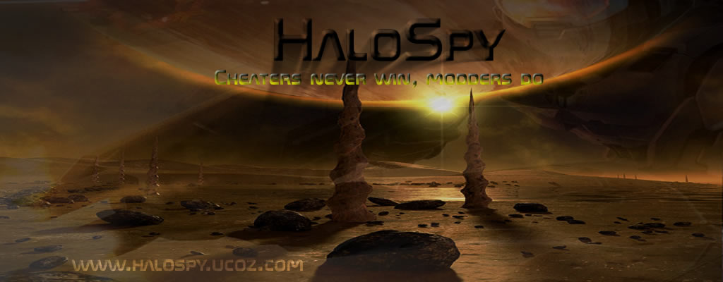 HaloSpy Forums