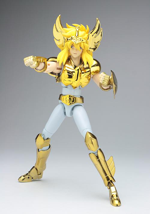 Myth Cloth Cignus Hyoga Power of Gold