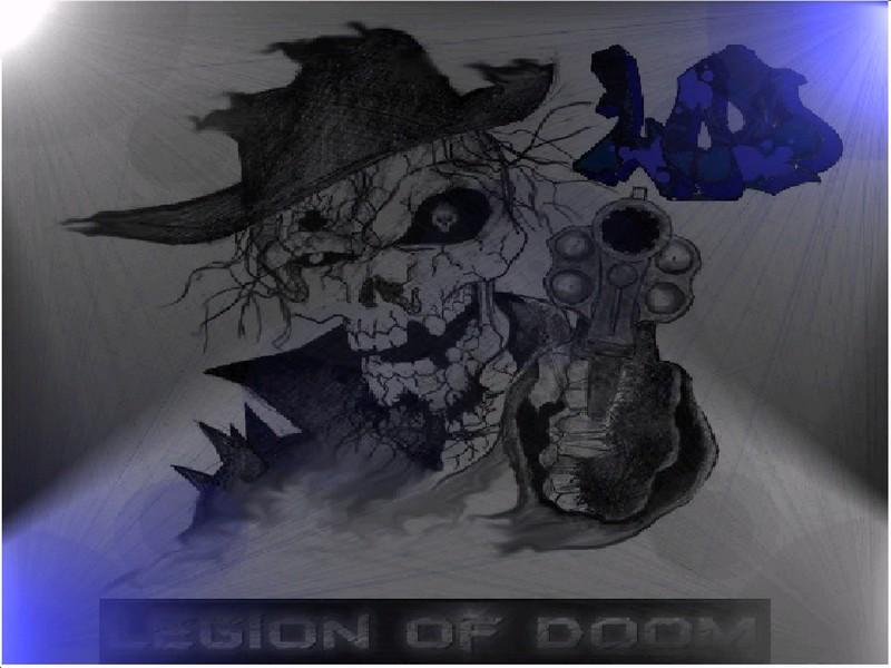 Légion  ŏf  Đoom