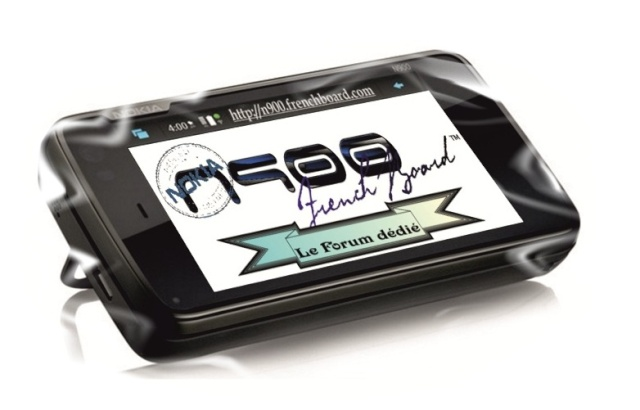 N900 FrenchBoard
