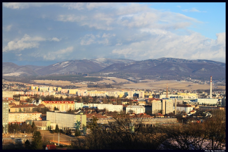 Prešov - výhľad