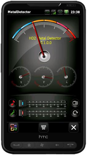 Installation de detecteur metaux gratuit