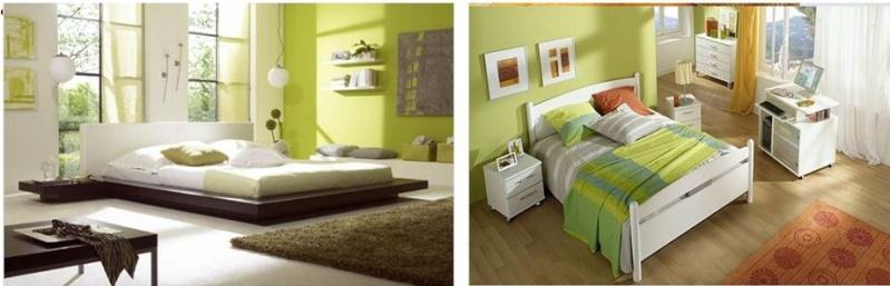 couleurs chambre adulte. Black Bedroom Furniture Sets. Home Design Ideas