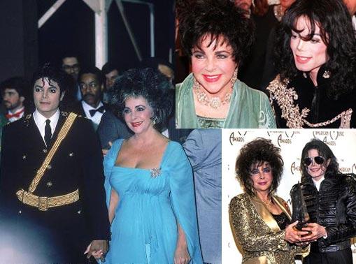 Elizabeth Taylor And Michael Jackson Wedding Elizabeth Taylor And Michael