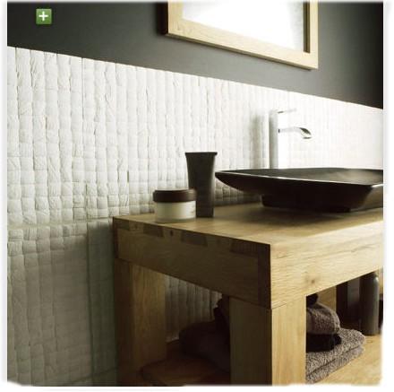 Une pi ce de plus notre salle de bains page 2 - Salle de bain carrelage blanc ...