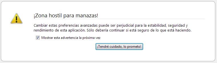 Firefox no pregunta si se guardan las pestañas al salir