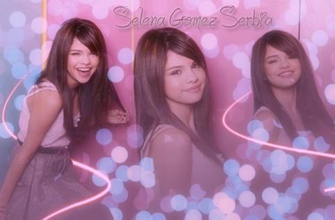 Selena Gomez Serbia