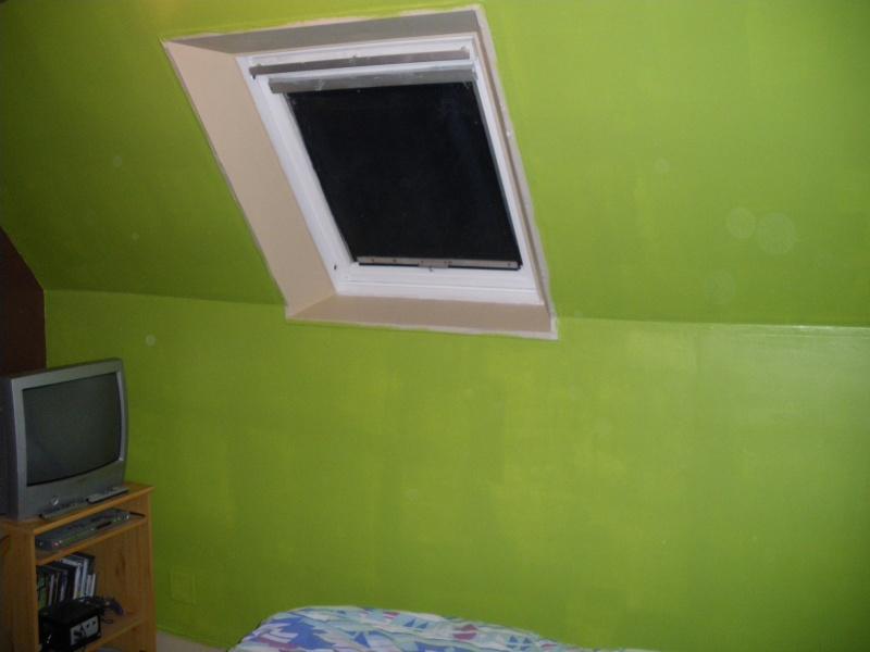 davausnet chambre a coucher vert pistache avec des