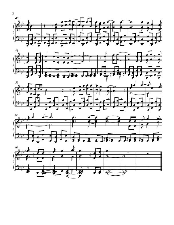 If You Think That Looks Difficult Check The Next Page: Luigi S Mansion Piano Sheet Music At Alzheimers-prions.com