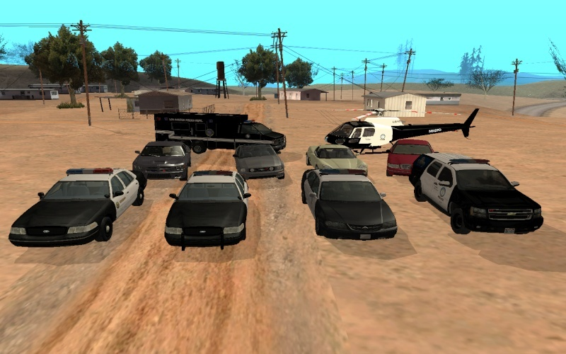 Lspd Pack Awesome