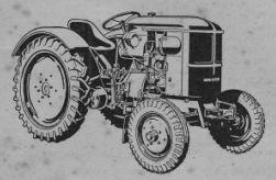 Tracteurs Deutz Anciens