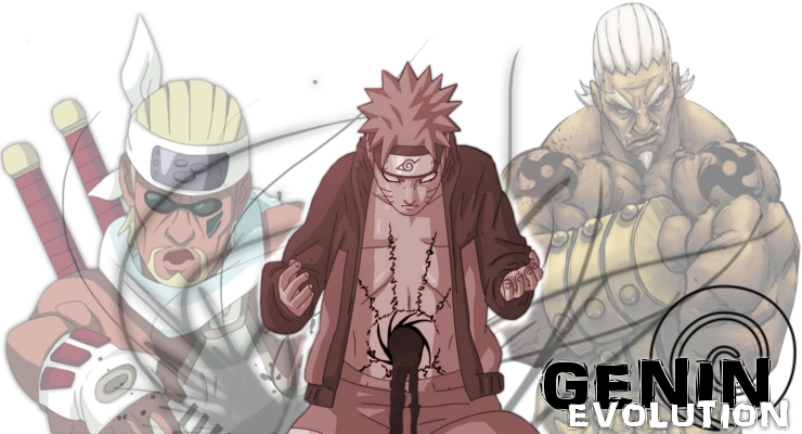 Naruto: Genin Evolution