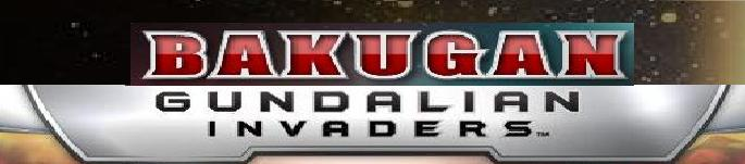 Bakugan Gundalian Invaders RPG