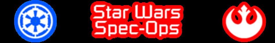 Star Wars: Spec - Ops Forum