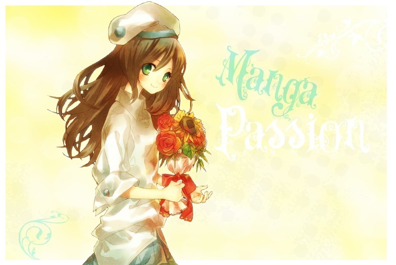 Manga-Passion