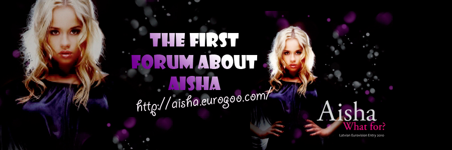 Aisha - Latvia
