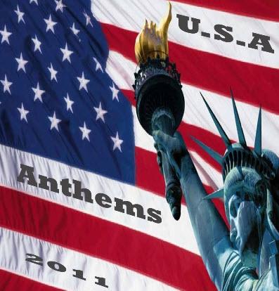 U.S.A Anthems 2011