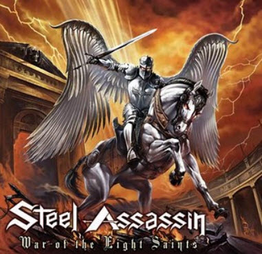 Steel Assassin � War Of The Eight Saints (2007)