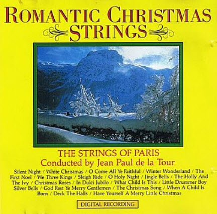 The Strings Of Paris - Romantic christmas strings