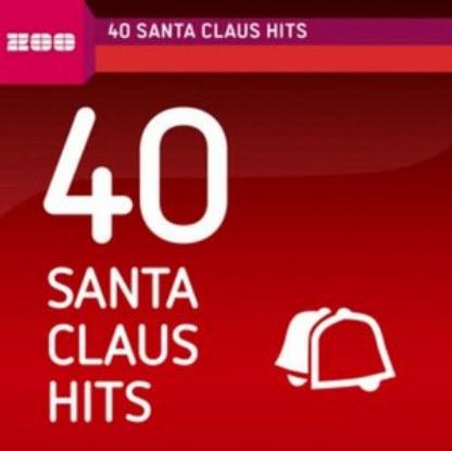 VA - 40 Santa Claus Hits (2010)