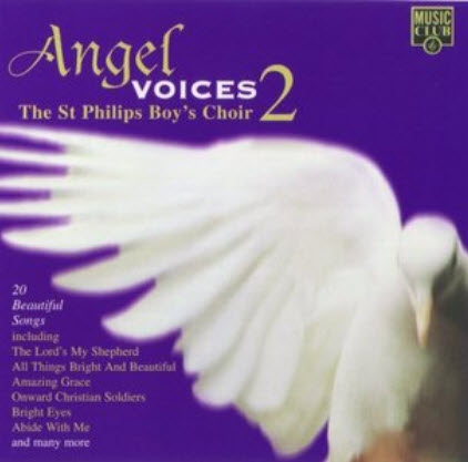 St Philips Boy's Choir - Angel Voices 2 (1996)