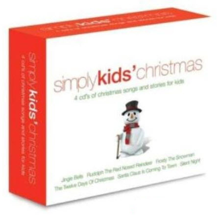 Simply Kids' Christmas [Box set]