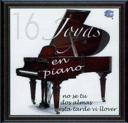 VA - 16 Jewels In Piano