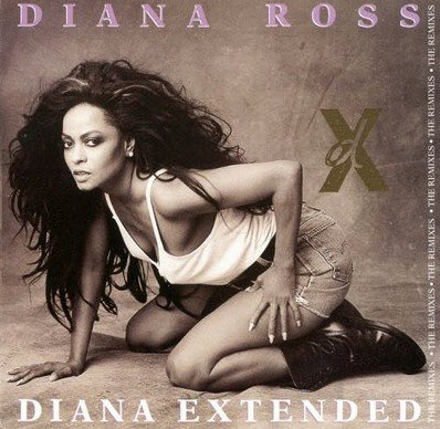 Diana Ross - Diana Extended: The Remixes (1994)