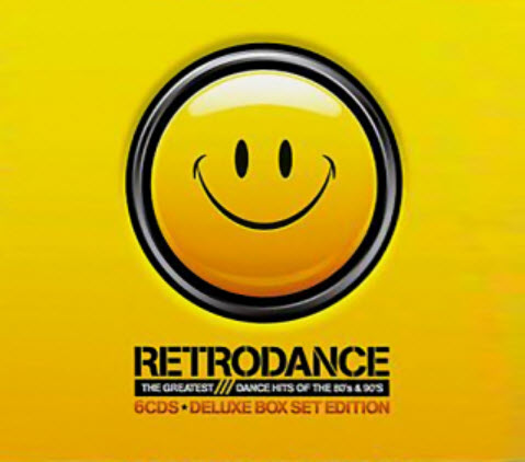VA - Retrodance Deluxe Box Edition (2009)