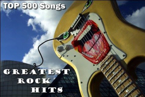 VA - Greatest Rock Songs (2011) (Top 500 Songs)