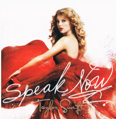 Taylor Swift - Speak Now (Target Exclusive) (Deluxe Edition) (2010)