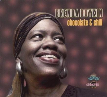 Brenda Boykin - Chocolate & Chili (2008)