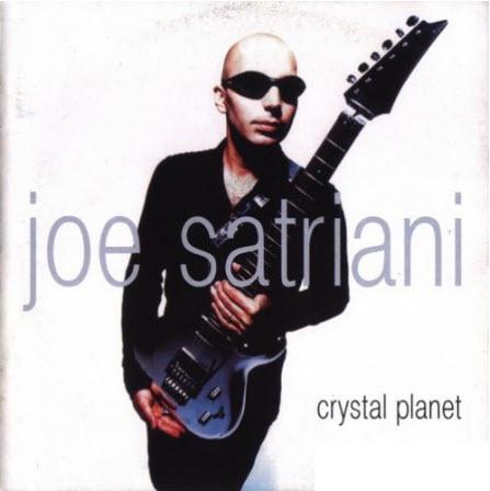 Joe Satriani - Crystal Planet (1998)
