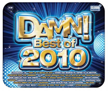 VA Damn! Best Of (2010)
