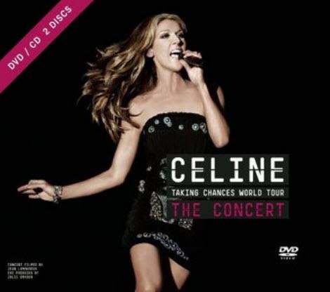 Celine Dion - Taking Chances World Tour THE CONCERT (2010) [FLAC]