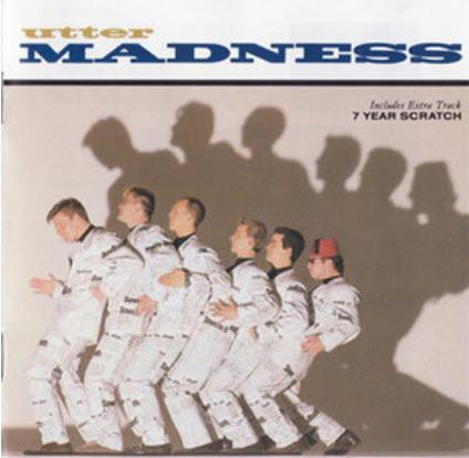 Madness � Utter Madness (UK 1986) [FLAC]