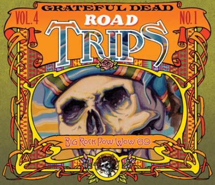 Grateful Dead - Road Trips Vol. 4 No.1 (1969)[Lossless]
