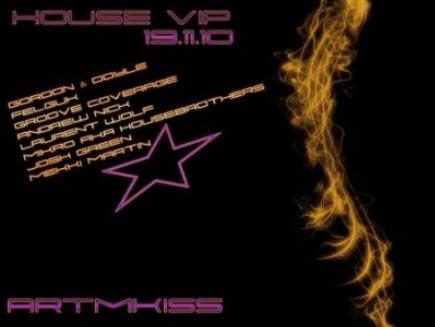 VA - House Vip (19.11.10)