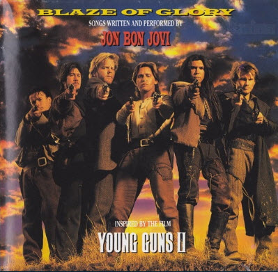 Bon Jovi Blaze of Glory Album
